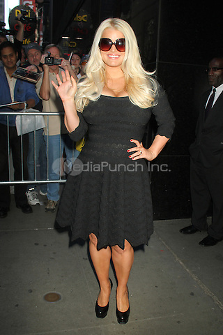 NEW YORK, NY - SEPTEMBER 11:  Jessica Simpson at Good Morning America in New York City. September 11, 2012. © RW/MediaPunch Inc.