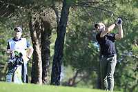 Thomas Detry (BEL) in action during the first round of the Turkish Airlines Open, Montgomerie Maxx Royal Golf Club, Belek, Turkey. 07/11/2019<br /> Picture: Golffile | Phil INGLIS<br /> <br /> <br /> All photo usage must carry mandatory copyright credit (© Golffile | Phil INGLIS)