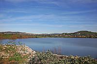 Santiago Creek Recharge Basin