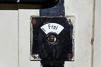 frei: DEUTSCHLAND, MECKLENBURG-VORPOMMERN, ROSTOCK, (GERMANY, MECKLENBURG POMERANIA), 15.05.2008:  Europa, Deutschland, Mecklenburg Vorpommern, frei, Geschichte, offen, Schloss, Toilette, Toiletten, Tuer, WC.c o p y r i g h t : A U F W I N D - L U F T B I L D E R . de.G e r t r u d - B a e u m e r - S t i e g 1 0 2, 2 1 0 3 5 H a m b u r g , G e r m a n y P h o n e + 4 9 (0) 1 7 1 - 6 8 6 6 0 6 9 E m a i l H w e i 1 @ a o l . c o m w w w . a u f w i n d - l u f t b i l d e r . d e.K o n t o : P o s t b a n k H a m b u r g .B l z : 2 0 0 1 0 0 2 0  K o n t o : 5 8 3 6 5 7 2 0 9.C o p y r i g h t n u r f u e r j o u r n a l i s t i s c h Z w e c k e, keine P e r s o e n l i c h ke i t s r e c h t e v o r h a n d e n, V e r o e f f e n t l i c h u n g n u r m i t H o n o r a r n a c h M F M, N a m e n s n e n n u n g u n d B e l e g e x e m p l a r !.