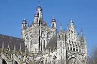 De Sint-Janskathedraal (voluit: de Kathedrale Basiliek van Sint-Jan Evangelist) in de binnenstad van 's-Hertogenbosch wordt veelal beschouwd als het hoogtepunt van de Brabantse gotiek.