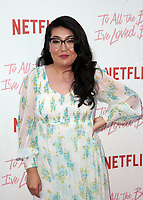 """AUG 16 Netflix's """"To All the Boys I've Loved Before"""" Los Angeles Special Screening"""