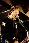 Nov 13, 1997: METALLICA - Ministry of Sound London