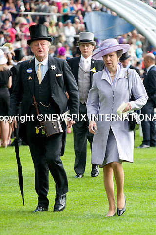 "ROYAL ASCOT 2011 LADIES DAY..Princess Anne, The Princess Royal and Andrew Parker-Bowles at Royal Ascot_16/06/2011..Mandatory Photo Credit: ©Dias/Newspix International..**ALL FEES PAYABLE TO: ""NEWSPIX INTERNATIONAL""**..PHOTO CREDIT MANDATORY!!: NEWSPIX INTERNATIONAL(Failure to credit will incur a surcharge of 100% of reproduction fees)..IMMEDIATE CONFIRMATION OF USAGE REQUIRED:.Newspix International, 31 Chinnery Hill, Bishop's Stortford, ENGLAND CM23 3PS.Tel:+441279 324672  ; Fax: +441279656877.Mobile:  0777568 1153.e-mail: info@newspixinternational.co.uk"