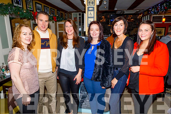 Members of the Kerry County Council HR department enjoying their Christmas party in the Brogue Inn.<br /> L to r: Sheilanne Brosnan, Liam Brick, Norma Enright, Dorothy Stack, Noelle O'Sullivan and Lorraine Hearns