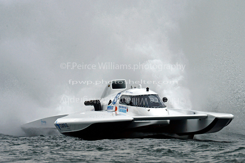 Scott Liddycoat, GP-18  (Grand Prix Hydroplane(s)