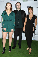 LOS ANGELES - FEB 6:  The Rua Band, Roseanna Brown, Jonathan Brown, Alanna Brown at the 2020 Oscar Wilde Awards at the Bad Robot Offices on February 6, 2020 in Santa Monica, CA