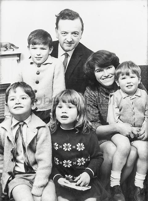 Bernard Gilhooly and Family. ROB GILHOOLYBernard Gilhooly and Family. ROB GILHOOLY