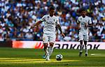 Real Madrid CF's James Rodriguez during La Liga match. Aug 24, 2019. (ALTERPHOTOS/Manu R.B.)