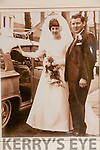 50th Wedding Anniversary: Kate & Pat Kelly on their day in London 50 years ago.