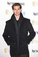Andrew Garfield<br /> at the 2017 BAFTA Film Awards Nominees party held at Kensington Palace, London.<br /> <br /> <br /> &copy;Ash Knotek  D3224  11/02/2017