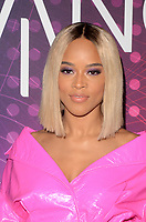 LOS ANGELES - DEC 1:  Serayah McNeill at the amfAR Dance2Cure Kickoff Event at the Bardot on December 1, 2018 in Los Angeles, CA