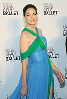 NEW YORK, NY - SEPTEMBER 28: Michelle Monaghan attends the New York City Ballet's 2017 Fall Fashion gala at David H. Koch Theater at Lincoln Center on September 28, 2017 in New York City.  Photo Credit: John Palmer/MediaPunch