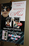 """Author Ally Carter """"Heist"""" poster at Romantic Times Booklovers Annual Convention 2011 - The Book Industry Event of the Year - April 6th to April 10th at the Westin Bonaventure, Los Angeles, California for readers, authors, booksellers, publishers, editors, agents and tomorrow's novelists - the aspiring writers. (Photo by Sue Coflin/Max Photos)"""