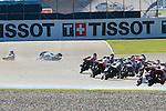 Gran Premio Red Bull de la República Argentina.<br /> 25/27/04/2014<br /> Moto 3 RACES<br /> <br /> Photo RM /photocall3000
