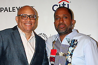 Larry Wilmore, Kenya Barris<br /> Paley Center For Media's PaleyFest 2014 Fall TV Previews - ABC, Paley Center For Media, Beverly Hills, CA 09-11-14<br /> David Edwards/DailyCeleb.com 818-249-4998
