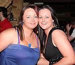 Miranda Moran and Mo O'Callaghan in shooters..Pic Fran Caffrey/newsfile.ie