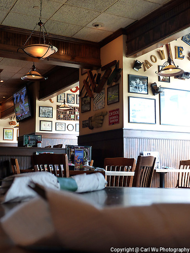 Inside Bennigan's