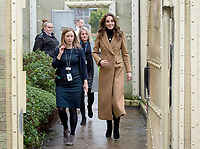Headline:Duchess of Cambridge Visit to HMP Send