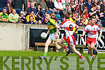 Marc O? Se?, Kerry v Derry, Allianz National Football League, Division 1 Final,  Parnell Park, Dublin. 27th April 2008.   Copyright Kerry's Eye 2008