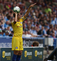 Chelsea's Cesar Azpilicueta <br /> <br /> Photographer Stephen White/CameraSport<br /> <br /> The Premier League - Huddersfield Town v Chelsea - Saturday August 11th 2018 - The John Smith&rsquo;s Stadium<br />  - Huddersfield<br /> <br /> World Copyright &copy; 2018 CameraSport. All rights reserved. 43 Linden Ave. Countesthorpe. Leicester. England. LE8 5PG - Tel: +44 (0) 116 277 4147 - admin@camerasport.com - www.camerasport.com