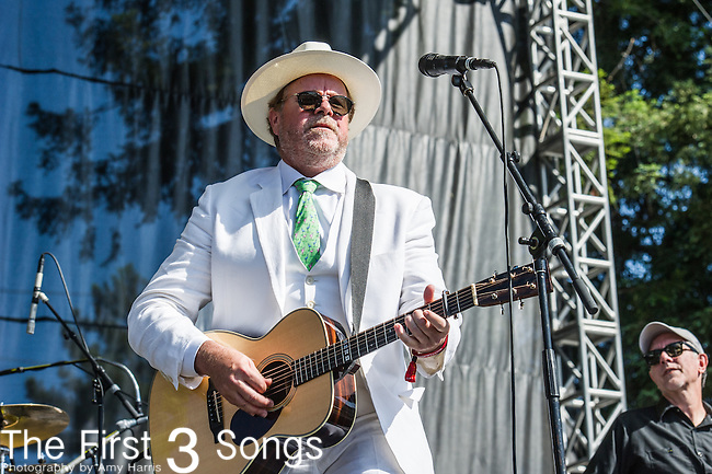 Robert Earl Keen performs at the 2nd Annual BottleRock Napa Festival at Napa Valley Expo in Napa, California.