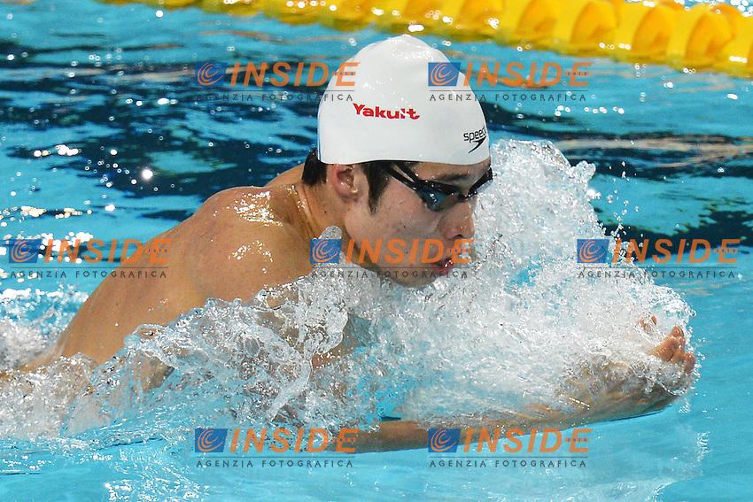 Kosuke Hagino Japan Men's 200m Individual Medley .Istanbul 14/12/2012 Sinan Erdem Dome.World Swimming Championships Short course 25m Nuoto Istanbul.Foto Andrea Staccioli Insidefoto