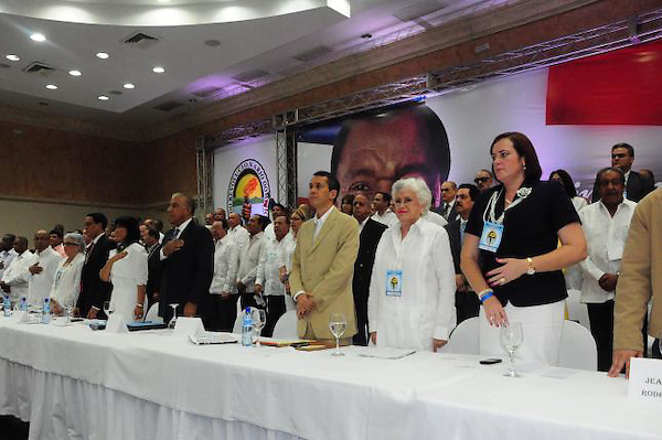 Comite Ejecutivo Nacional del PRD. Reunion