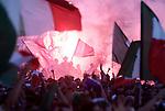 20120628 ROMA-CRONACA: EURO 2012 L'ITALIA VOLA IN FINALE ED I TIFOSI FESTEGGIANO