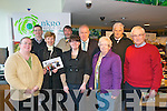 Photo Collecting : Members of the North Kerry Reaching Out Heritage Project pictured with Minister for the Arts,Tourism & the Gaeltach, Jimmy Deenihan, TD at Greaney's  Spar Shop in Listowel on Saturday last where members of the public brought  old photos to be scanned and which  be uploaded to the NKRO web site for all Kerry people world wide to view on the Internet. L - R : Marie Leahy, Ger Greaney, Chaiirman NKRO, Eilish Wren, Writers Week, Damian Stack, Grace Kelly, Minister Deenihan, Mary Cogan, Robert Pierse & Jim Kenny.