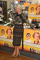 "Dame Helen Mirren at the photocall for ""The Hundred Foot Journey"", London. 02/09/2014 Picture by: Steve Vas / Featureflash"