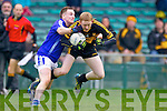 Colm Cooper of Dr Crokes and Enda Boyce of Cratloe in the AIB Munster Senior Football Final played last Sunday in The Gaelic Grounds, Limerick.