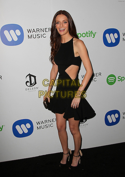 08 February 2015 - West Hollywood, Lydia Hearst. Warner Music Group Annual GRAMMY Celebration Held at Chateau Marmont. <br /> CAP/ADM/FS<br /> &copy;FS/ADM/Capital Pictures