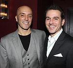 Scott C. Embler & Scott Ecans.pictured at the Opening Night After Party for '7th Monarch' at Angus McIndoe Restaurant  in New York City on June 24, 2012.