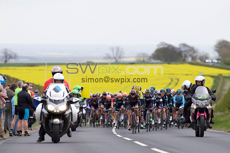 Pix: Shaun Flannery/SWpix.com<br /> <br /> 2nd May 2015<br /> 2015 Tour de Yorkshire<br /> Day 2 - Selby to York.