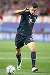 FC Bayern Munchen's Robert Lewandowski during Champions League 2015/2016 Semi-Finals 1st leg match. April 27,2016. (ALTERPHOTOS/Acero)