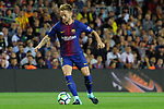 League Santander 2017/2018. Game: 03.<br /> FC Barcelona vs RCD Espanyol: 5-0.<br /> Ivan Rakitic.