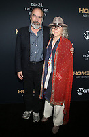 BEVERLY HILLS, CA - JUNE 5: Mandy Patinkin and Kathryn Grody pictured at the Homeland FYC event at the Writers Guild Theater in Beverly Hills, California on June 5, 2018. <br /> CAP/MPI/FS<br /> &copy;FS/MPI/Capital Pictures
