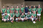 St Marys legends team who played in the Emmet Lynch memorial match. Photo:Colin Bell/pressphotos.ie