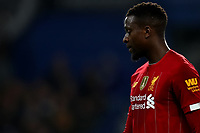 3rd March 2020; Stamford Bridge, London, England; English FA Cup Football, Chelsea versus Liverpool; Divock Origi of Liverpool
