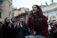 Federica, Activist.<br /> <br /> Rome, 01/05/2019. This year I will not go to a MayDay Parade, I will not photograph Red flags, trade unionists, activists, thousands of members of the public marching, celebrating, chanting, fighting, marking the International Worker's Day. This year, I decided to show some of the Workers I had the chance to meet and document while at Work. This Story is dedicated to all the people who work, to all the People who are struggling to find a job, to the underpaid, to the exploited, and to the people who work in slave conditions, another way is really possible, and it is not the usual meaningless slogan: MAKE MAYDAY EVERYDAY!<br /> <br /> Happy International Workers Day, long live MayDay!