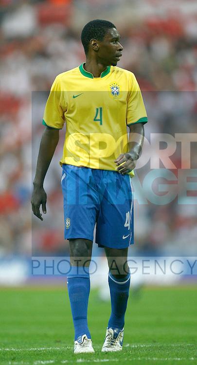 Brazil's Juan..International Friendly..England v Brazil..1st June, 2007..--------------------..Sportimage +44 7980659747..admin@sportimage.co.uk..http://www.sportimage.co.uk/