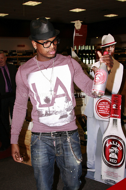WWW.ACEPIXS.COM . . . . .  ....May 1 2012, Philadelphia....Rapper Ne-Yo promotes Malibu Red at the PA Wines and Spirits store on May 1 2012 in Philadelphia PA....Please byline: William T. Wade jr- ACE PICTURES.... *** ***..Ace Pictures, Inc:  ..Philip Vaughan (212) 243-8787 or (646) 769 0430..e-mail: info@acepixs.com..web: http://www.acepixs.com
