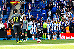 Real Sociedad's William Jose dejecred during La Liga match. May, 18th,2019. (ALTERPHOTOS/Alconada)
