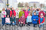 The large crowd that turned up  for the charity walk in aid of St Joesph's and the Helpers Charity in the Desmene Killarney on Sunday   Copyright Kerry's Eye 2008