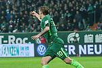 13.01.2018, Weser Stadion, Bremen, GER, 1.FBL, Werder Bremen vs TSG 1899 Hoffenheim, im Bild<br /> Max Kruse (Werder Bremen #10)<br /> <br /> Foto &copy; nordphoto / Kokenge