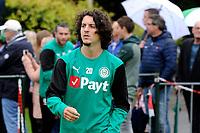 HAREN - Voetbal, Eerste training FC Groningen, Sportpark de Koepel, seizoen 2018-2019, 24-06-2018,  FC Groningen speler Amir Absalem