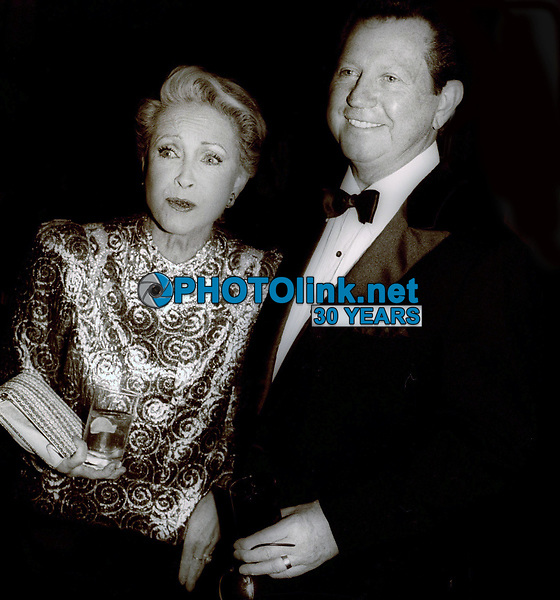 Jane Powell and Donald O'Connor 1980<br /> Photo By John Barrett/PHOTOlink