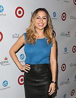 BEVERLY HILLS, CA - OCTOBER 12: Anjelah Johnson, at the Eva Longoria Foundation Gala at The Four Seasons Beverly Hills in Beverly Hills, California on October 12, 2017. Credit: Faye Sadou/MediaPunch