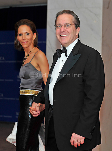 National Economic Council Director Gene Sperling arrives for the 2013 White House Correspondents Association Annual Dinner at the Washington Hilton Hotel on SAturday, April 27, 2013.<br /> Credit: Ron Sachs / CNP<br /> (RESTRICTION: NO New York or New Jersey Newspapers or newspapers within a 75 mile radius of New York City) /MediaPunch